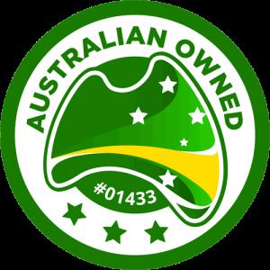Australian Owned #01433