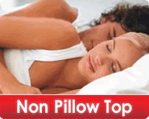 Non Pillow Top Mattresses